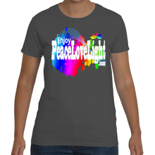 EnjoyPeaceLoveLight Form vs Function Women's Short Sleeve T-Shirt