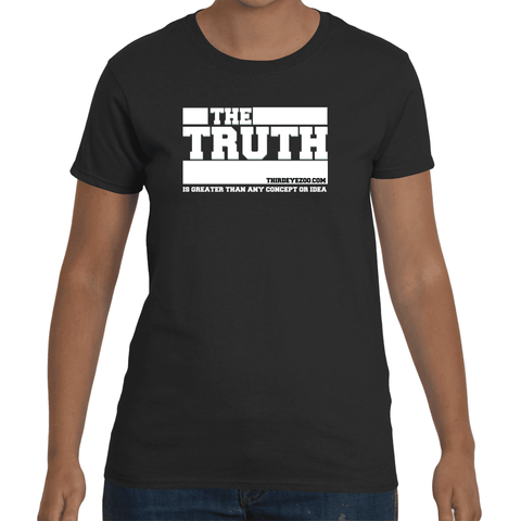 ThirdEyeZoo Truth Women's Short Sleeve T-Shirt