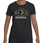 Light the way Lotus Women's Short Sleeve T-Shirt