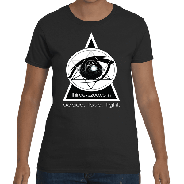 3EZ GMT (ThirdEyeZoo GeoMeTricks) Women's Short Sleeve T-Shirt