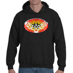 Rise and Shine Ohm Adult Hooded Sweatshirt