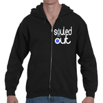 Souled Out Adult Hooded Full Zip Sweatshirt