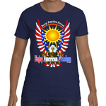 Free As A Bird, Keep America Great! Women's Short Sleeve T-Shirt