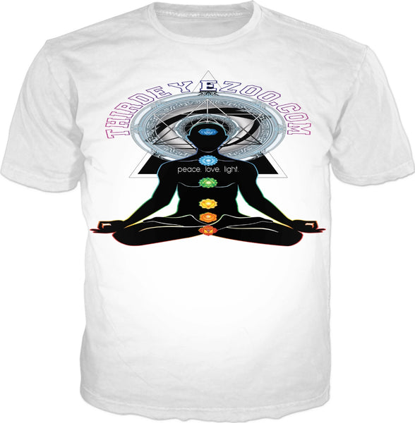 Insight: ThirdEyeZooDotCom White T-Shirt