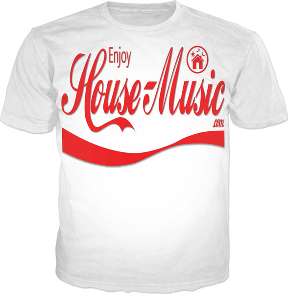 Not Everyone Understands Original Classic: EnjoyHouseMusicDotCom T-Shirt