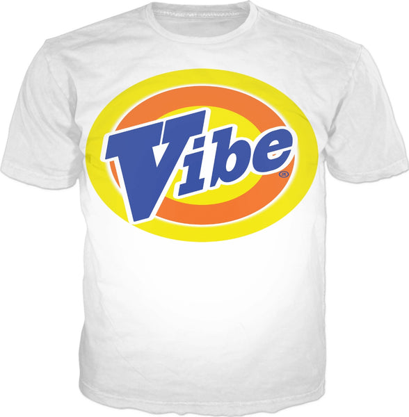 ClearSoulVibe White: ThirdEyeZooDotCom T-Shirt