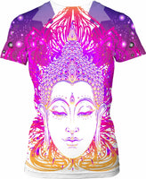 Buddha Bless: ThirdEyeZooDotCom Women's t-shirt