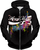 Come Through: EnjoyHouseMusicDotCom Hoodie