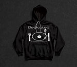 Enjoy Hip Hop Music Dedicated Eat Sleep Beats Adult Hooded Sweatshirt