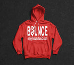 Enjoy House Music Bounce To Da Beat Adult Hooded Sweatshirt
