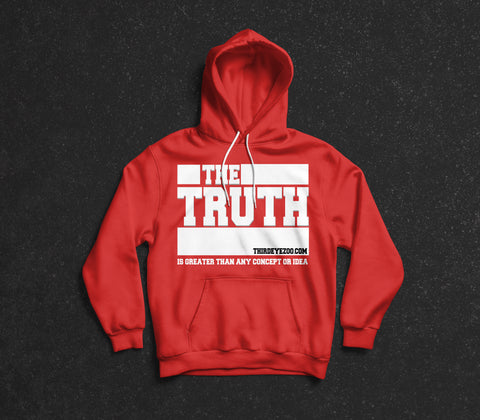 ThirdEyeZoo Truth Adult Hooded Sweatshirt