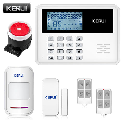 KERUI 5900G remote control Wireless Home Security