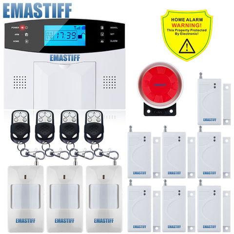 EMASTIFF Wireless Home Security System