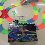MAGIC TRACKS 360pcs lumineux et flexible - Vu à la télé - Halt-bébé