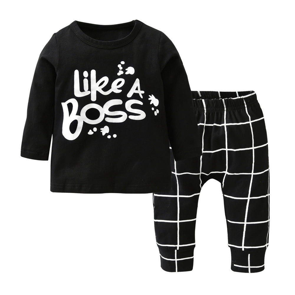 Ensemble bébé LIKE A BOSS