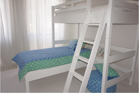 L-Shape Loft Bed