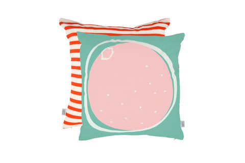 Summer Cushion - Grapefruit