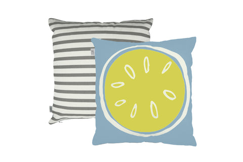 Summer Cushion - Lemon