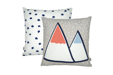 Summer Cushion - Mountain