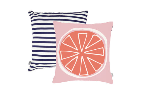 Summer Cushion - Orange