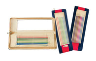 "Zing 10"" knitting needle set"