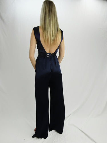 Silk Jumpsuit