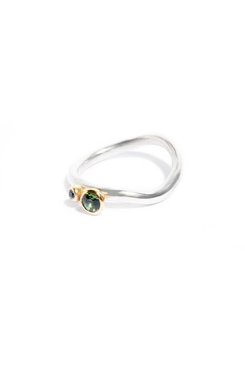 Tourmaline Pond Ring