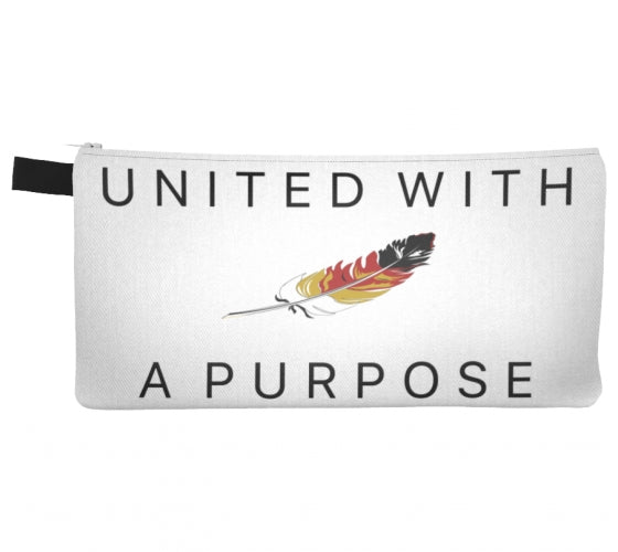 United Feather Pouch