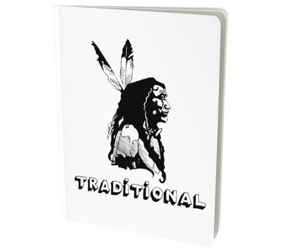 Traditional Lrg Notebook