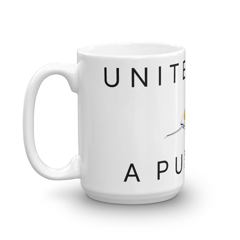 United Feather Mug