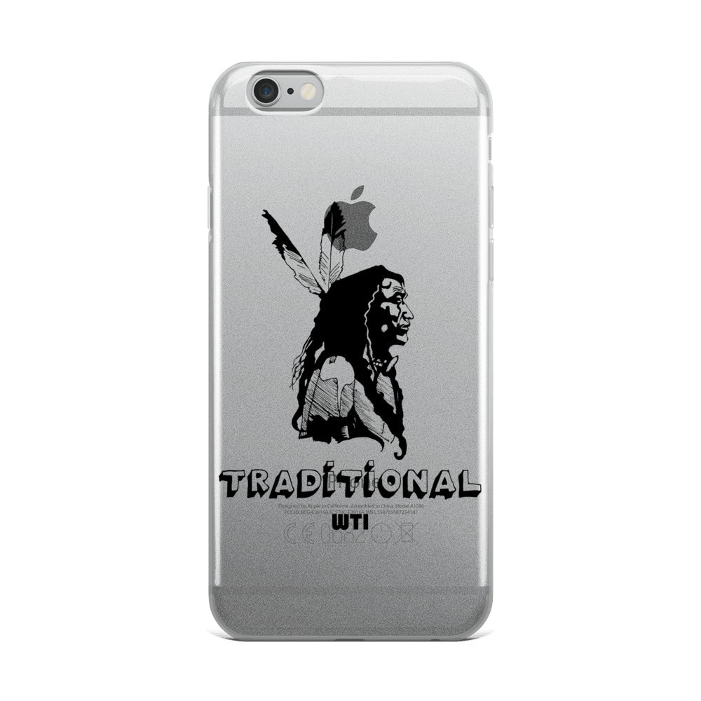 Traditional iPhone Cases 5 to X