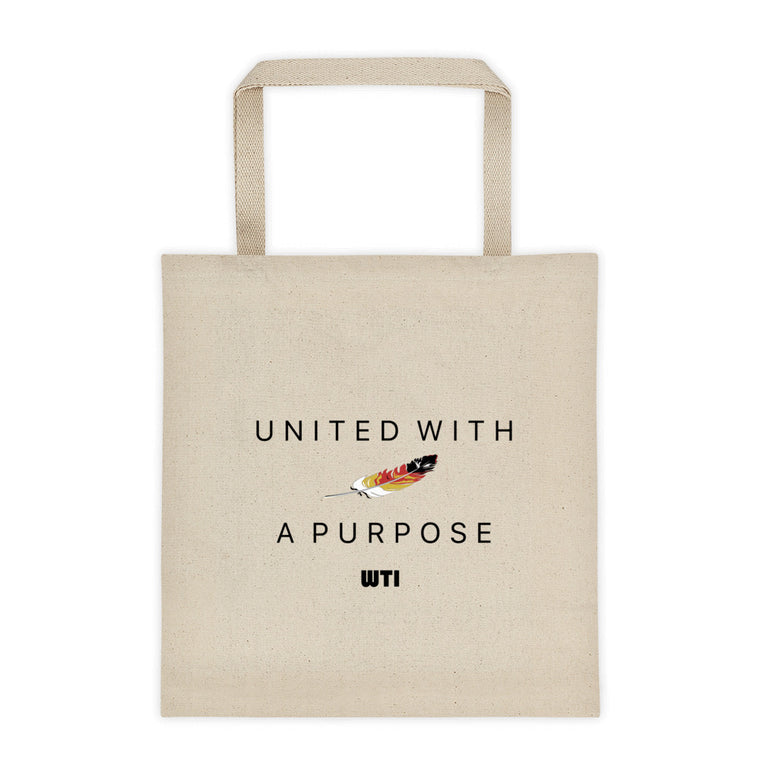 United Feather Tote