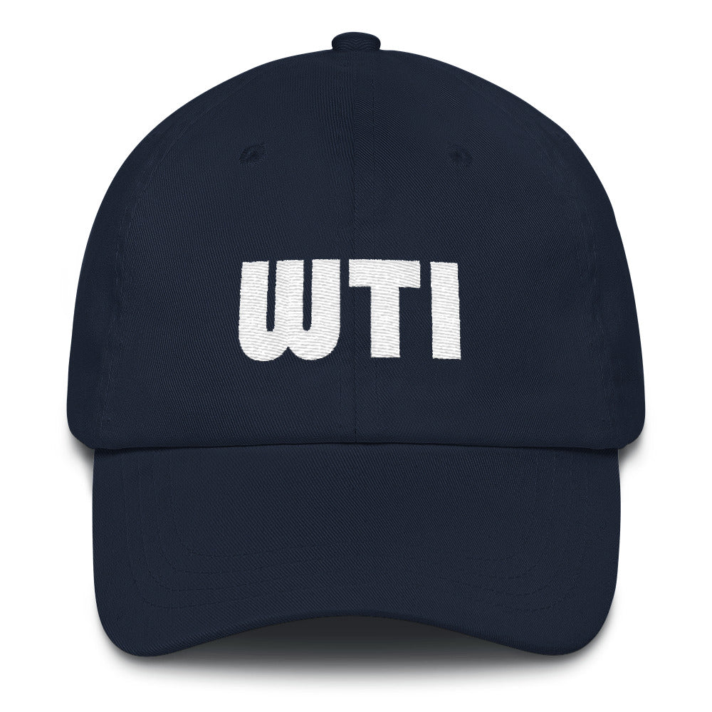 Trademark Dad Cap