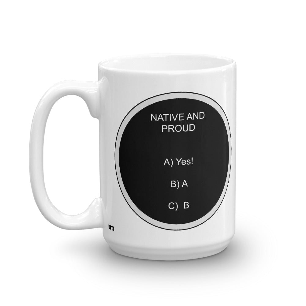 Native Pride Mug