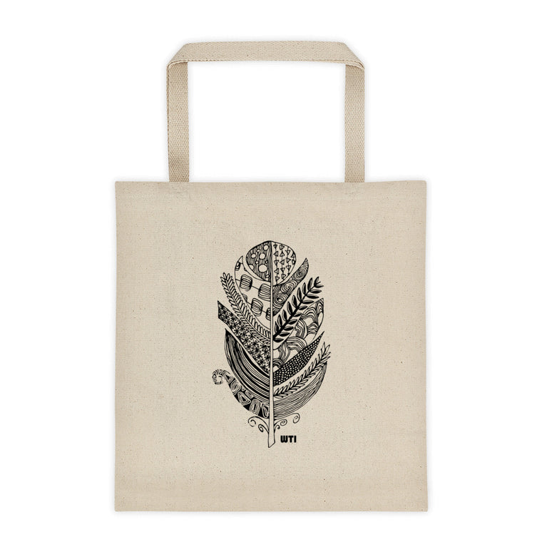 Feathernation Tote