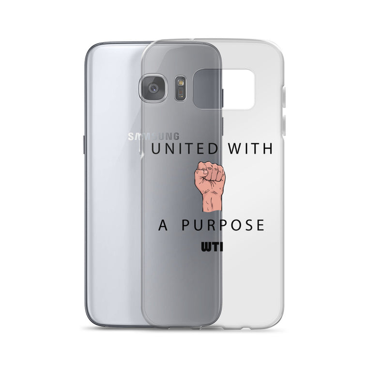 United Fist Samsung Cases S7 to S8+