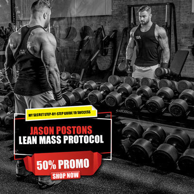 Jason Poston's Lean Bulk