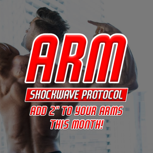 Jason Poston's – Ultimate Arm Shockwave Workouts