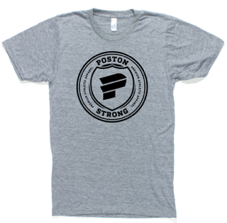 Poston Strong Everyday Tee
