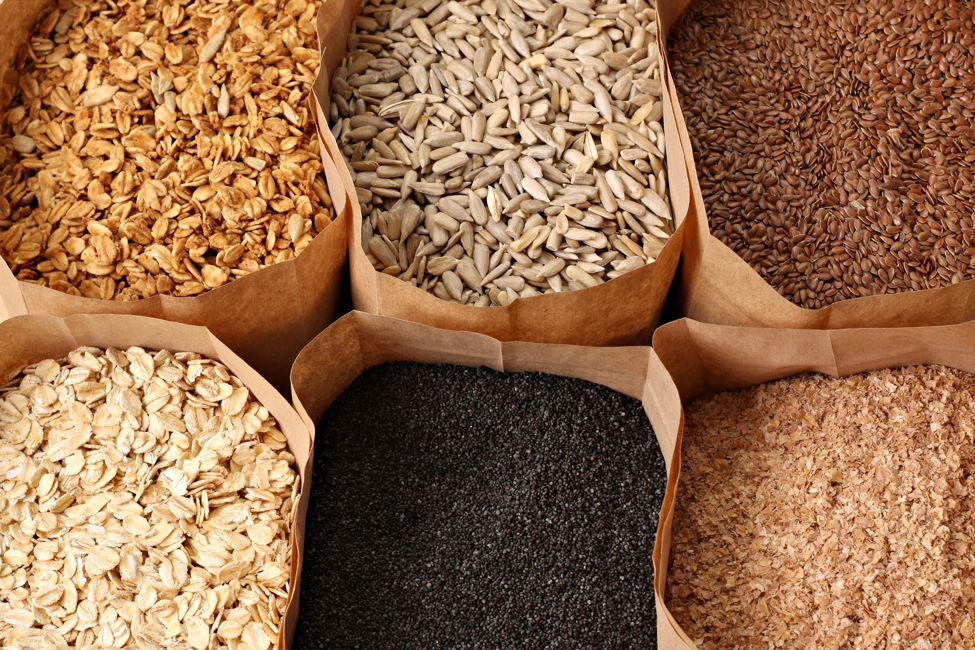 Healthy Grains and Starches