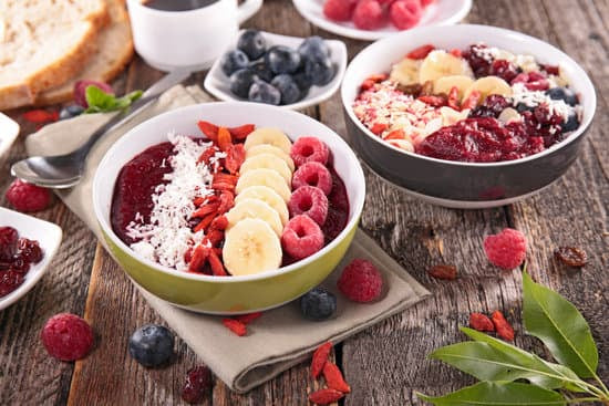 The Good and The Bad of Acai Bowls