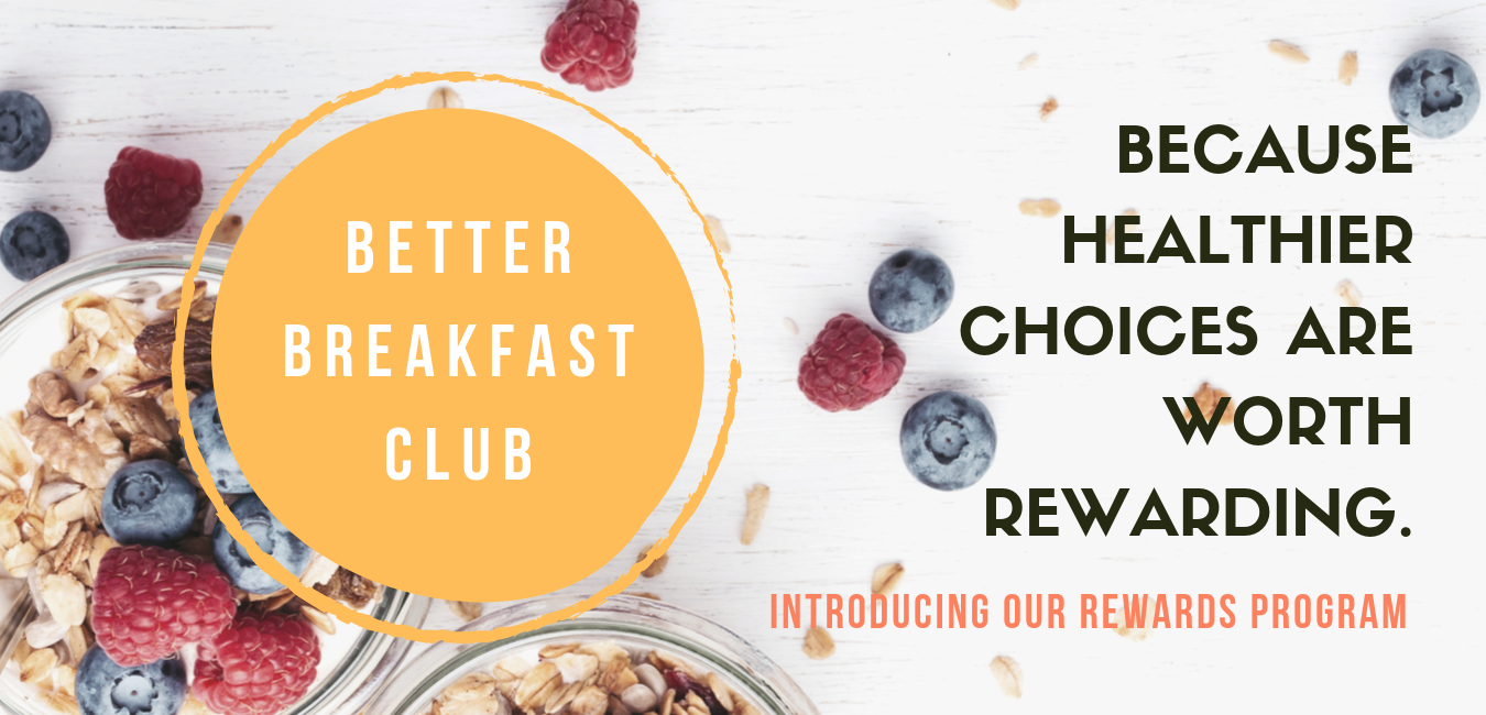 Better Breakfast Club with Oatberry