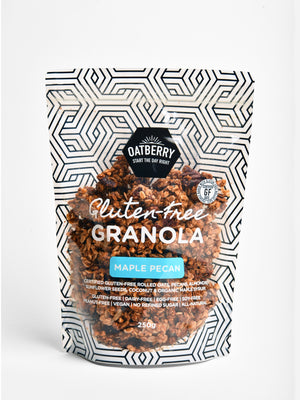Oatberry GF Chocolate Box (4 x 250g GF Granola)