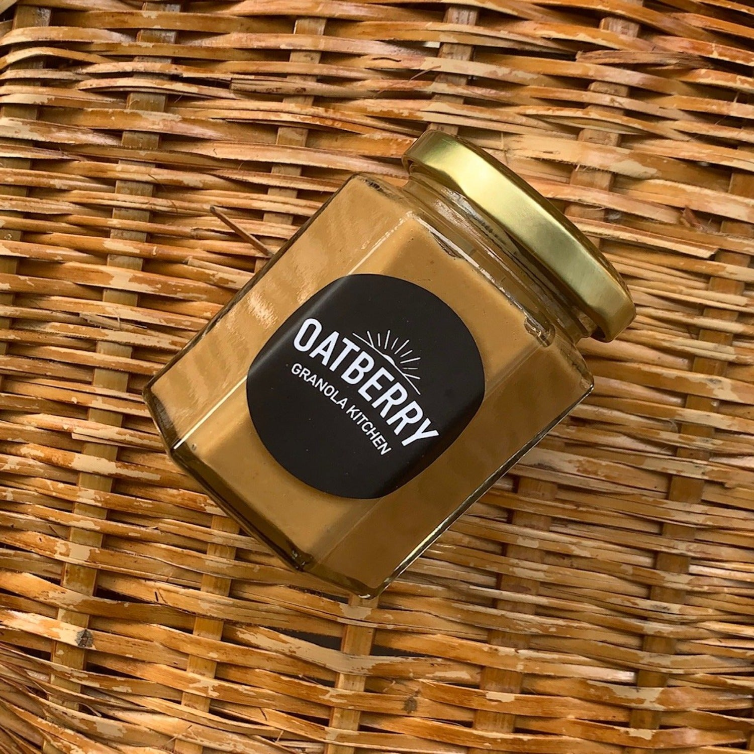 Almond Butter in Jar (175g)