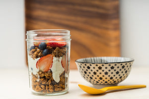 Oatberry Essentials Very Berry Granola