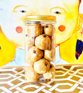 Pineapple Energy Ball (1 jar of 15 balls)