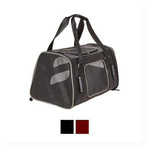 Carriers And Slings To Carry Your Dog Child With You. - Gen7Pets Commuter Pet Carrier Black