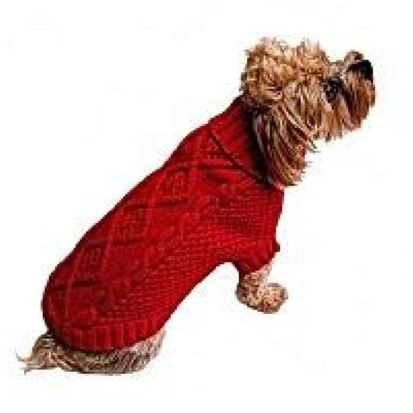 Clothes - Dog Sweaters Irish Knit Sweaters