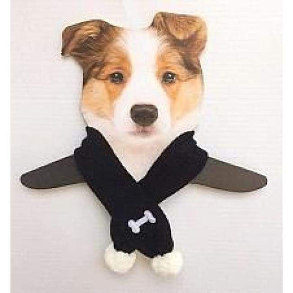 Clothes - Winter Dog Scarves