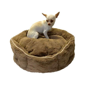 Dog Bed - Dog Bed Shell Mocha